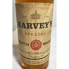 Harvey's Special - The Thin Red Line. 1960s.