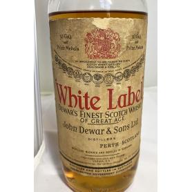 Dewar White Label. Bottled 1960s- Varma.