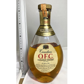 Schenley O.F.C. Whisky. 6 years - 1964.