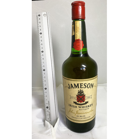 Jameson Irish Whisky - 60s.