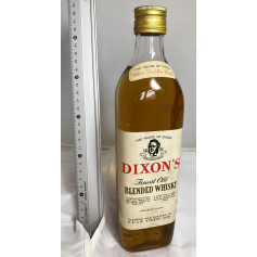Whisky Dixon´s Blended  1970s.