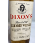 Whisky Dixon´s Blended  1970s.
