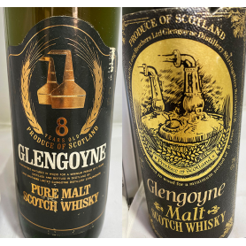 Glengoyne. Pure Malt. 70s.