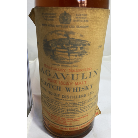 Lagavulin. Pure Islay Malt.. 1960-70s.