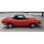 Seat 850. Spider. Cabrio. 4/850cc. 1969.