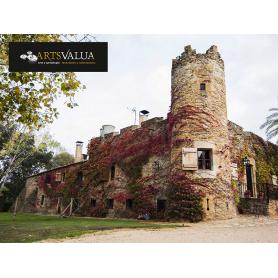 Véndese casa de campo en Santa Susanna de Peralta. (Forallac)