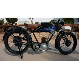 Monet-Karl Den Fünften Beschlagnahmt. 147cc. 1929