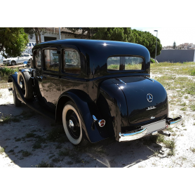 Mercedes-Benz 200 W21 Pullman-Limousine 1936. 6/1962cc.