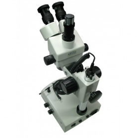 Microscopio obxectivo zoom estéreo KSW5000