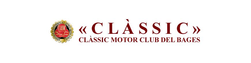 Classic Motor Club Bàges