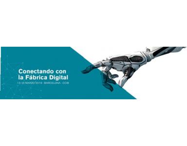 """INVITACION  A LA FERIA """"ADVANCED FACTORIES""""     CCIB Barcelona, 13-15 de marzo"""