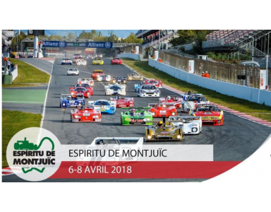 Spirit of Montjuïc 2018 at the Circuit de Montmeló